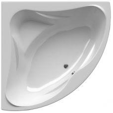 Угловая акриловая ванна Alpen (Альпен) Rumina (Румина) 150*150 для ванной комнаты