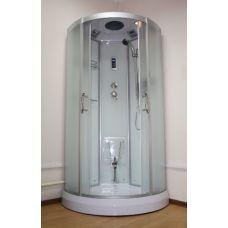 Полукруглая душевая кабина Ammari (Аммари) AM-130 90*90 для ванной комнаты