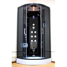Полукруглая душевая кабина Ammari (Аммари) AM-181 90*90 для ванной комнаты