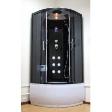 Полукруглая душевая кабина Ammari (Аммари) AM-182 90*90 для ванной комнаты