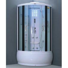 Полукруглая душевая кабина Ammari (Аммари) AM-059 95*95 см для ванной комнаты