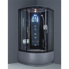 Полукруглая душевая кабина Ammari (Аммари) AM-067-90A 90*90 см для ванной комнаты