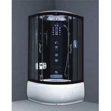Полукруглая душевая кабина Ammari (Аммари) AM-069 100*100 см для ванной комнаты