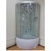 Полукруглая душевая кабина Ammari (Аммари) AM-132 90*90 см для ванной комнаты