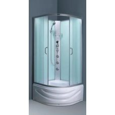 Полукруглая душевая кабина Ammari (Аммари) AM-137 90*90 см для ванной комнаты