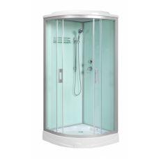 Полукруглая душевая кабина Ammari (Аммари) AM-134 90*90 см для ванной комнаты