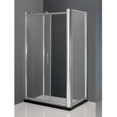 Полукруглая душевая кабина Ammari (Аммари) AM-B-5 120*80 см для ванной комнаты