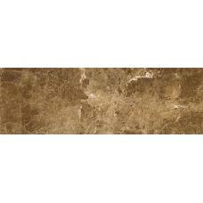 Испанская настенная керамическая плитка Aparici (Апаричи) Bursa Slim Brown 29,75*89,46 см для ванной комнаты, кухни, прихожей, квартиры и дома