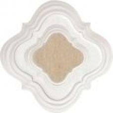 Испанская керамическая вставка Aparici (Апаричи) Dress Mesmer Inserto 12*12 см для ванной комнаты, кухни, прихожей, квартиры и дома