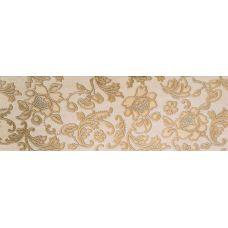 Испанский керамический декор Aparici (Апаричи) Dress Paint Decor 25,1*75,6 см для ванной комнаты, кухни, прихожей, квартиры и дома