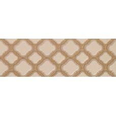 Испанский керамический декор Aparici (Апаричи) Dress Quart Decor 25,1*75,6 см для ванной комнаты, кухни, прихожей, квартиры и дома