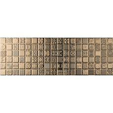 Испанская настенная керамическая плитка Aparici (Апаричи) Enigma Titanium  20*59.2 см для ванной комнаты, кухни, прихожей, квартиры и дома