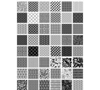 Декор Aparici Moving Black 20*20