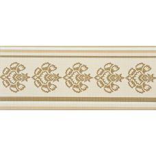 Испанский настенный декор Aparici (Апаричи) Spinner Ivory Ornato 31,6*75,6 см для ванной комнаты, кухни, прихожей, квартиры и дома