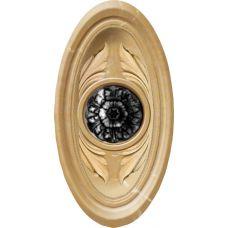 Керамический вставка Aparici (Апаричи) Statuario Site Beige Inserto 8,5*16 см из Испании для ванной комнаты, кухни, прихожей, квартиры и дома