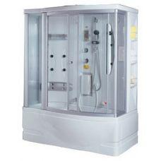 Прямоугольная душевая кабина Appollo (Апполло) A-0830 175*94 см с парогенератором и гидромассажем для ванной комнаты