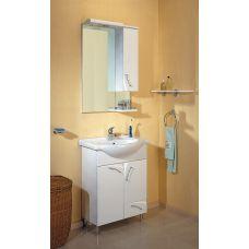 Мебель Aqwella (Аквелла) Алина 55 см для ванной комнаты