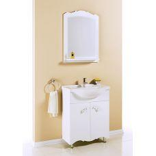Мебель Aqwella (Аквелла) Арт-Деко 65 см для ванной комнаты