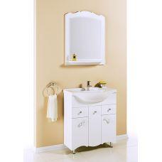 Мебель Aqwella (Аквелла) Арт-Деко 75 см для ванной комнаты