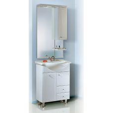Мебель Aqwella (Аквелла) Барселона Люкс 65 для ванной комнаты