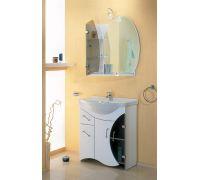 Мебель Aqwella Бэлла 75 для ванной комнаты