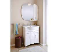 Мебель Aqwella Бельведер 75 для ванной комнаты