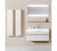Мебель Aqwella Bergamo 100 для ванной комнаты