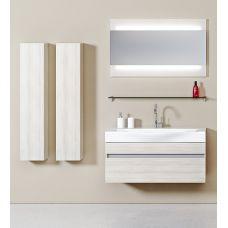 Мебель Aqwella (Аквелла) Bergamo (Бергамо) 100 см для ванной комнаты