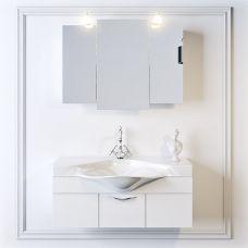 Мебель Aqwella (Аквелла) Broadway (Бродвей) 110 см для ванной комнаты