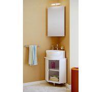 Мебель Aqwella Дельта Л 45 для ванной комнаты