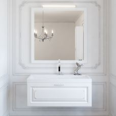 Мебель Aqwella (Аквелла) Empire (Империя) 100 см для ванной комнаты