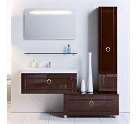 Мебель Aqwella Infinity 80 для ванной комнаты