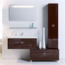 Мебель Aqwella (Аквелла) Infinity (Инфинити) 80 см для ванной комнаты