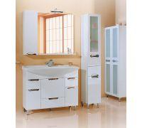 Мебель Aqwella Лайн 105 для ванной комнаты
