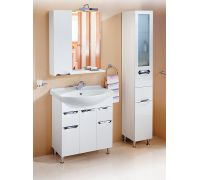 Мебель Aqwella Лайн 75 для ванной комнаты