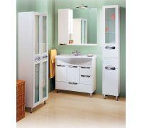 Мебель Aqwella Лайн 85 для ванной комнаты
