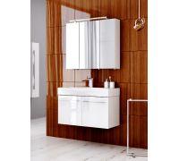 Мебель Aqwella Milan 80 для ванной комнаты