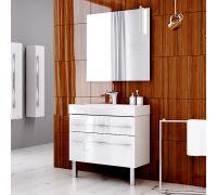 Мебель Aqwella Milan 80/2N для ванной комнаты