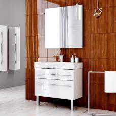 Мебель Aqwella (Аквелла) Milan 80/2N см для ванной комнаты