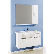 Мебель Aqwella (Аквелла) Н-Лайн (N-Line) 105 см для ванной комнаты