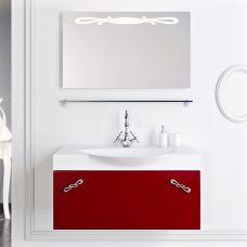 Мебель Aqwella (Аквелла) Palermo (Палермо) 100 см для ванной комнаты
