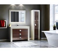 Мебель Astra-Form Лотус 110 для ванной комнаты