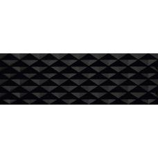 Плитка Atlantic Diamante Negro 29.5*90 см для ванной комнаты, кухни, прихожей, квартиры и дома