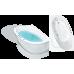 Асимметричная акриловая ванна Bach Белла 165*110 см для ванной комнаты