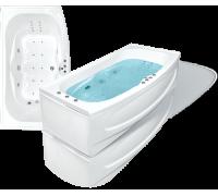 Акриловая ванна Bach Джени 190*110
