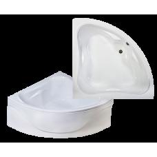 Угловая акриловая ванна Bach Фэнтэзи 150*150 см для ванной комнаты