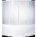Угловая акриловая ванна Bas (Бас) Дрова (Drova) 160*160 для ванной комнаты