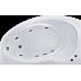 Асимметричная акриловая ванна Bas (Бас) Фэнтази (Fantasy) 150*88 для ванной комнаты