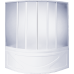Угловая акриловая ванна Bas (Бас) Хатива (Hativa) 143*143 см для ванной комнаты
