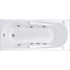 Прямоугольная акриловая ванна Bas (Бас) Ибица (Ibiza) 150*70 см для ванной комнаты